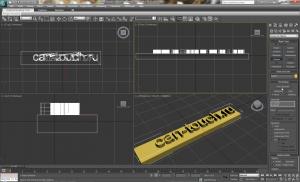 3D моделирование в 3D Studio Max