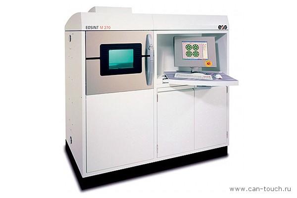 промышленный 3D принтер eos m 270 для печати металлом
