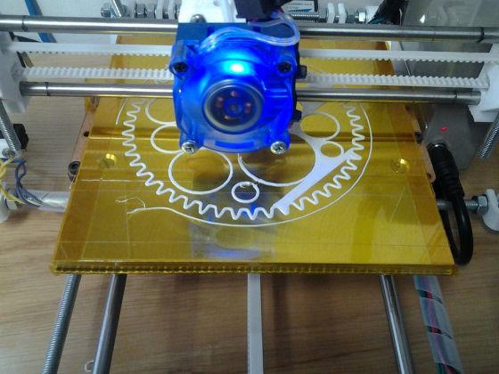 3d печать и искусство
