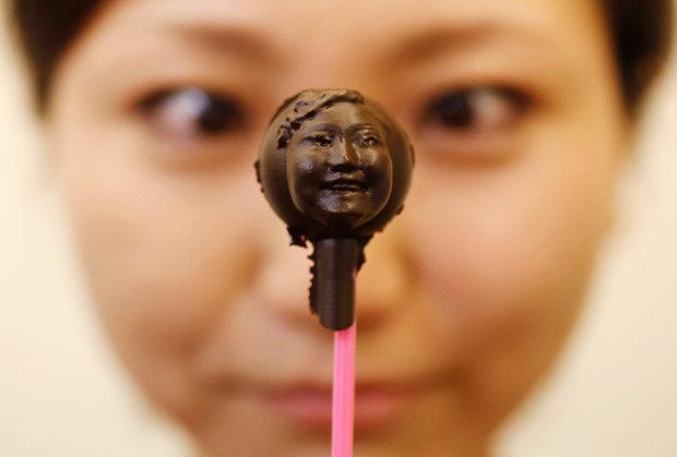 съедобная 3D печать