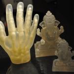 VisiJet Crystal — полупрозрачный пластик для 3D-печати