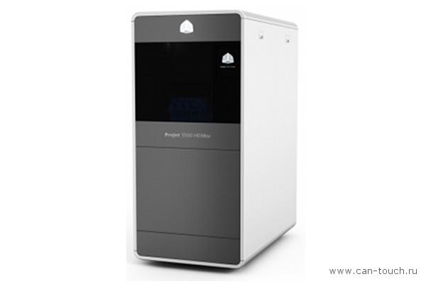 Промышленный 3D принтер ProJet 3500 HD Max can-touch.ru