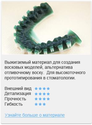VisiJet DentCast