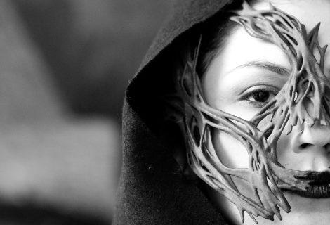 Удивительные маски на Design Week 2013 в Милане