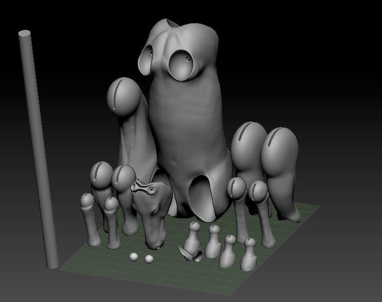 Подготовка файлов в 3D печать-3