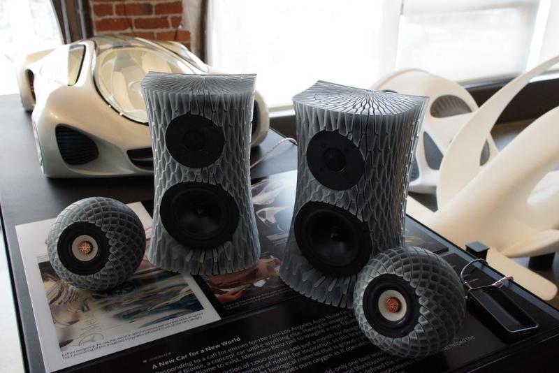 3D печать колонки