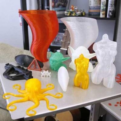 ABS пластик 3D печать