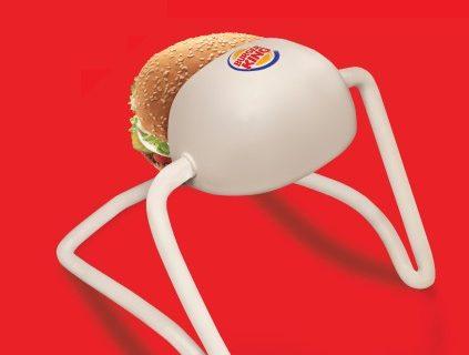3D Держатель Гамбургеров