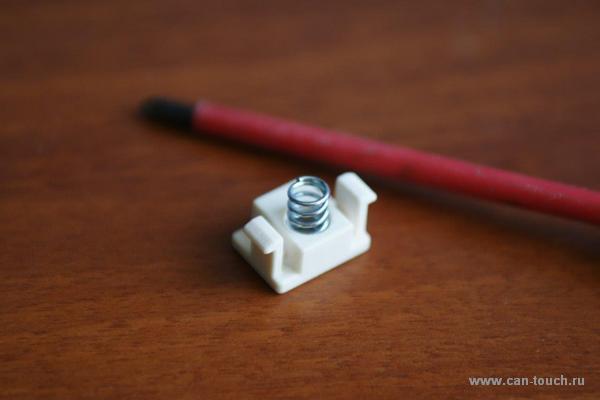 3D печать держатель поручня коляски Bogaboo