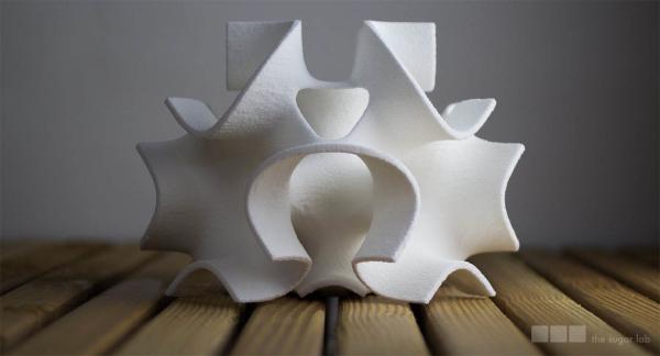 3D печать кулинария-2