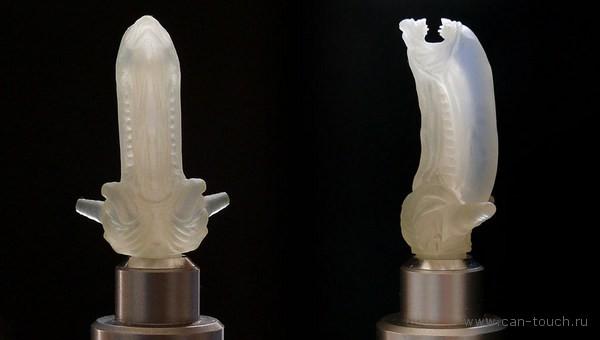 3D печать необычных подарков - мундштук для электронной сигареты