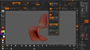 3d печать - моделирование в ZBrush (Alpha) - 2