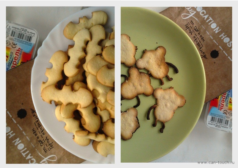 3D печать, формы для печенья
