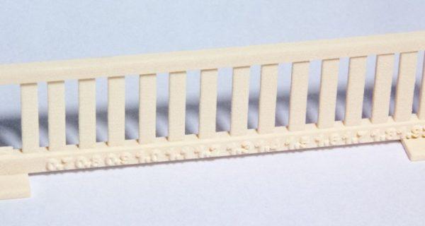 Правила моделирования и разрешение деталей при 3D-печати методом SLS
