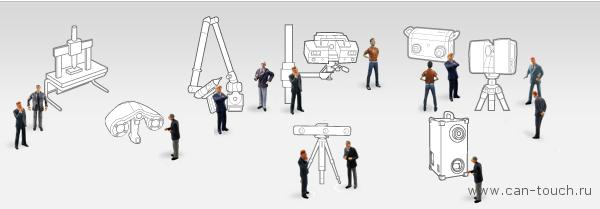 Все о 3D-сканерах: от разновидностей до применения