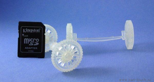 3D-печать создает детали для макетов ретро-автомобилей