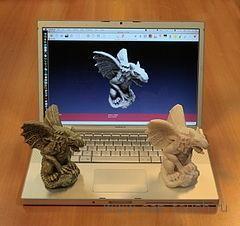 3D сканер, 3D сканирование, 3D печать