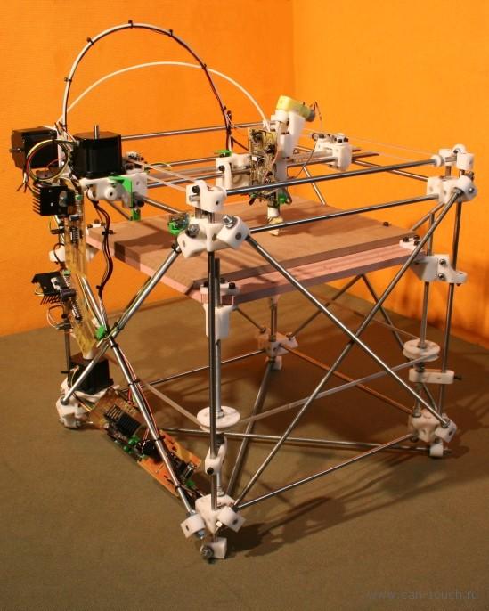 3D печать, 3D принтер