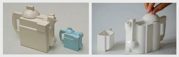 3D-печать воплощает идеи Малевича