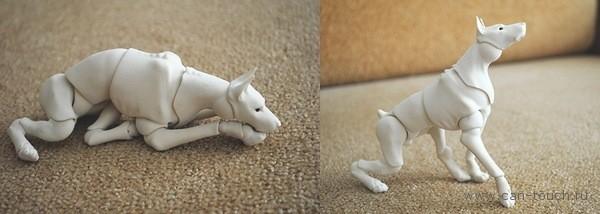 bjd, 3D печать