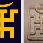 Брелок, напечатанный при помощи 3D-печати, с символикой любимой группы