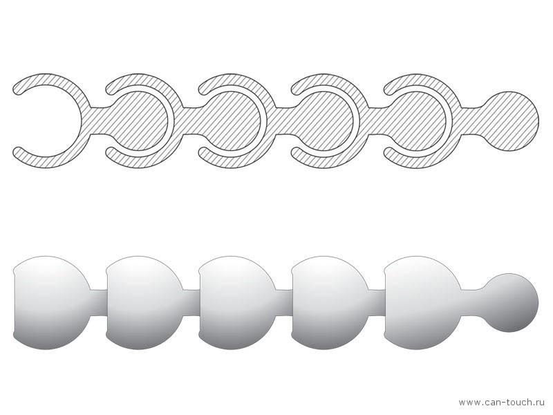 полиамид, 3D печать, 3D модель