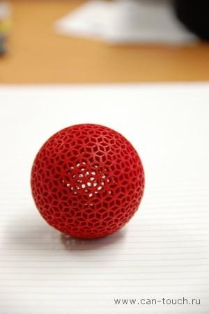 3D-печать, 3D-изделие