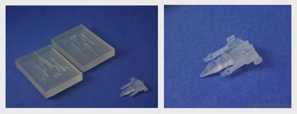 форма для литья, 3D печать