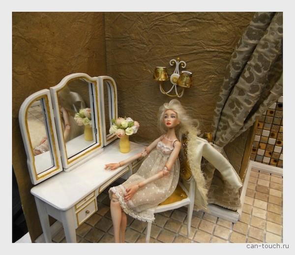bjd, 3D печать, Международный салон кукол