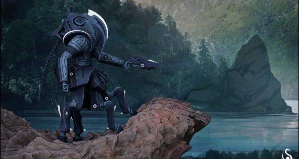 Офицер Нолок — представитель расы Зектон