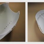 Быстрое прототипирование каски при помощи 3D-печати