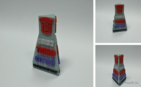 3D печать, оригинальный подарок, бизнес сувенир