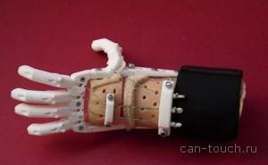 3D-печать, протез, протез кисти, 3D-принтер