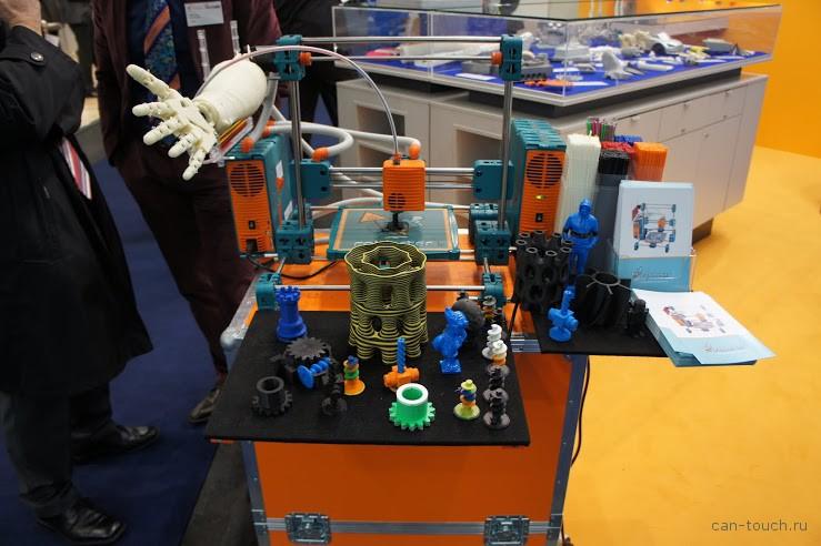 3D-печать, euromold