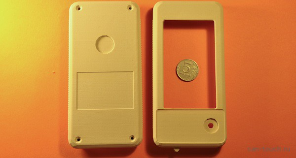 быстрое прототипирование, 3D-печать, корпус прибора