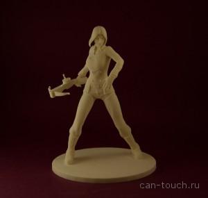 фигурка персонажа, 3D-печать