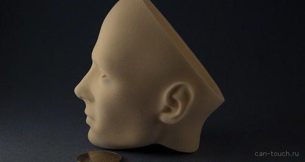 3D-печатная голова солиста Tokio Hotel для bjd-куклы — как живая!