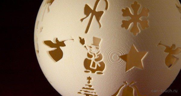 Именной фонарик — это оригинальный новогодний подарок, созданный при помощи 3D-печати