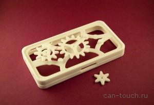 3D-печать,чехол для телефона