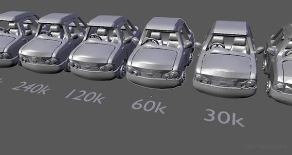 Как уменьшить количество полигонов с помощью Meshlab и оптимизировать модель под 3D-печать