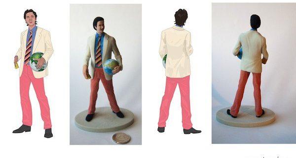Создаем оригинальный подарок при помощи 3D-печати, который точно не разочарует!