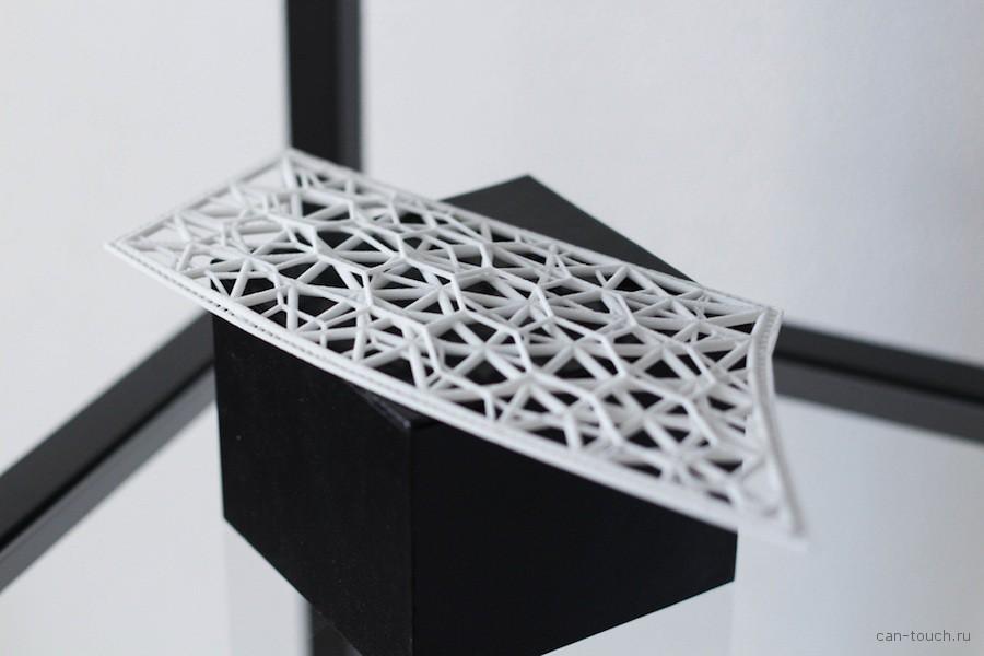 3D-печать, мода, sls