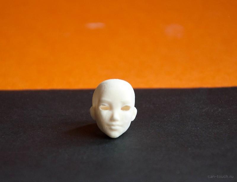 bjd, 3D-печать