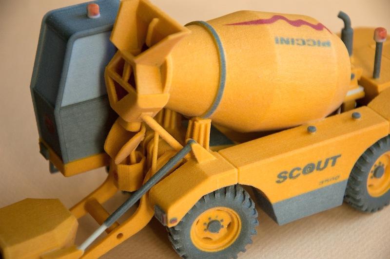 3D-печать, бизнес сувенир
