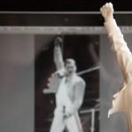Создаем фигурку Фредди Меркьюри при помощи технологий 3D-печати