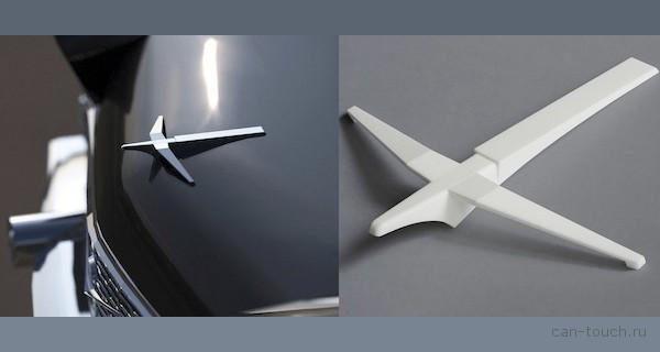 Реконструкция элемента дизайна автомобиля ГАЗ-13 «Чайка» при помощи 3D-печати