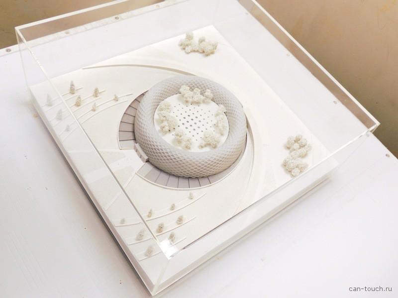 3D-печать, 3D-моделирование, макет