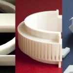 Прототип, созданный при помощи 3D-печати из двух разных материалов