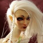 Как bjd-куклы, созданные при помощи 3D-печати, оживают в руках мастера