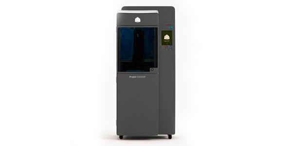 3D-принтер 3DSystems ProJet® 6000 MP